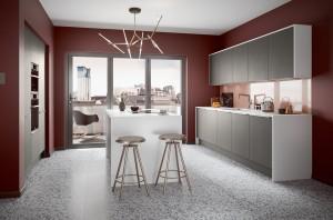 Symphony Milano Contemporary Kitchen - Plaza