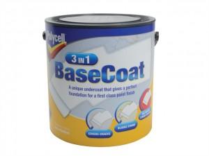 3 in 1 Basecoat  PLC3IN1BC25L