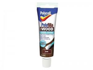 Polyfilla for Wood, General Repairs Tube  PLCWGRD75