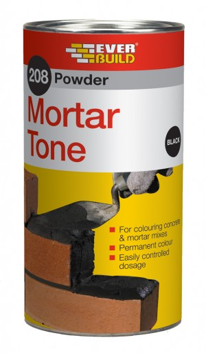 SikaEverbuild 208 Powder Mortar Tone Red