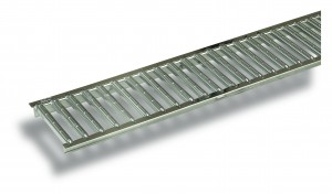 ACO DRAIN - ACO310307 Polished Stainless Steel Grating                  ACO310307