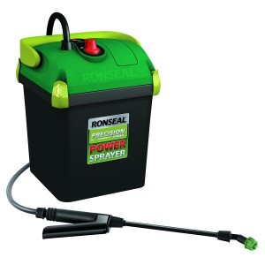 Ronseal Precision Finish Power Sprayer [RON37322]