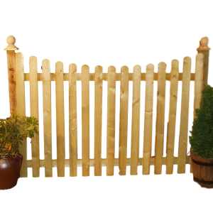 DENBIGH TIMBER - The Cedar Fence Panel