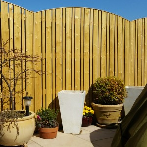DENBIGH TIMBER - The Cherry Fence Panel