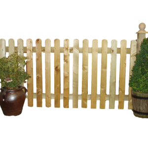 DENBIGH TIMBER - The Elm Fence Panel