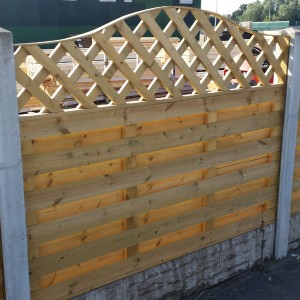 DENBIGH TIMBER - The Epping Fence Panel