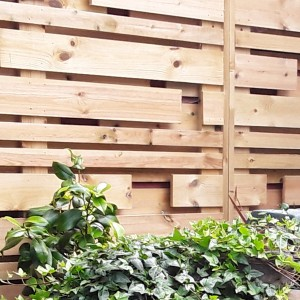 DENBIGH TIMBER - The Siesta Fence Panel