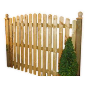 DENBIGH TIMBER - The Spruce Fence Panel