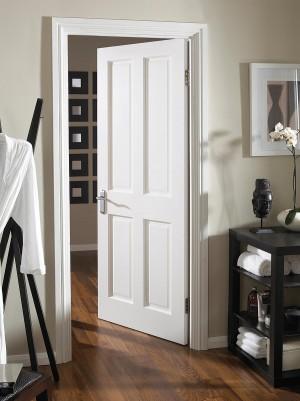 JELDWEN White Primed Doors