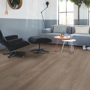 QUICK STEP VINYL FLOORING (LVT) Vineyard Oak Brown  PUCL40078