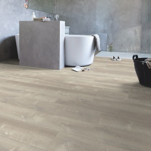 QUICK STEP VINYL FLOORING (LVT) Sand Storm Oak Warm Grey  PUCL40083