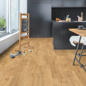 QUICK STEP VINYL FLOORING (LVT) Autumn Oak Honey  PUCP40088