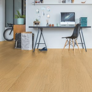 QUICK STEP VINYL FLOORING (LVT) Pure Honey Oak  PUCP40098