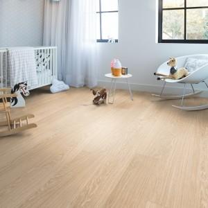 QUICK STEP VINYL FLOORING (LVT) Pure Oak Blush  PUGP40097