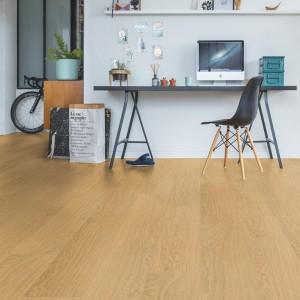 QUICK STEP VINYL FLOORING (LVT) Pure Oak Honey  PUGP40098