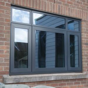 CRYSTAL PVC-U Aluminium Hybrid Windows