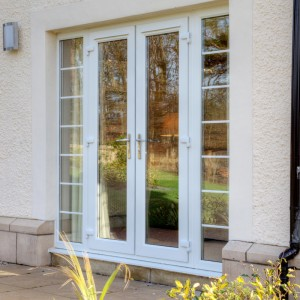 CRYSTAL PVC-U French Doors