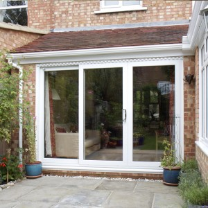 CRYSTAL PVC-U Patio Doors