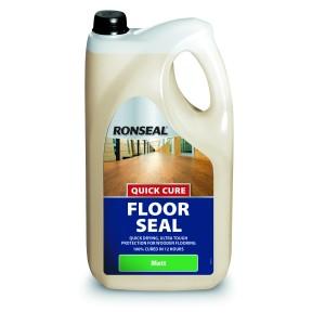 Ronseal Quick Cure Floor Seal