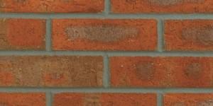 FORTERRA Rannoch Red Multi Brick - Butterley Range