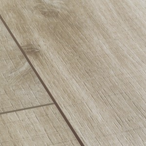 QUICK STEP VINYL FLOORING (LVT) Canyon Oak Light Brown Saw Cuts  RBACP40031