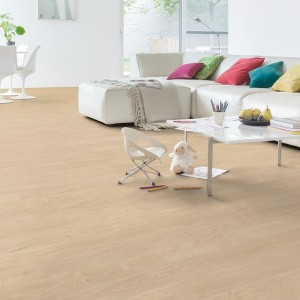 QUICK STEP VINYL FLOORING (LVT) Select Oak Light  RBACP40032