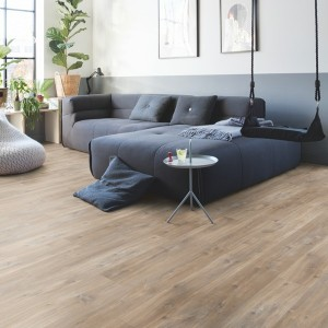 QUICK STEP VINYL FLOORING (LVT) Canyon Oak Brown  RBACP40127