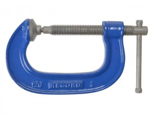 G Clamps - 120 Heavy-Duty