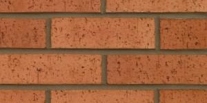 FORTERRA Red Dragfaced Brick - Butterley Range