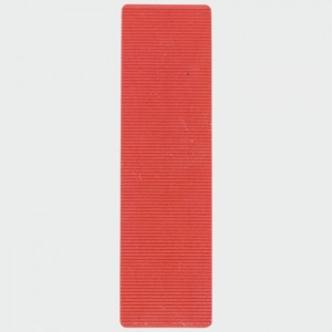 TIMco 6mm Flat Packers Red -200Pk  :P6RED