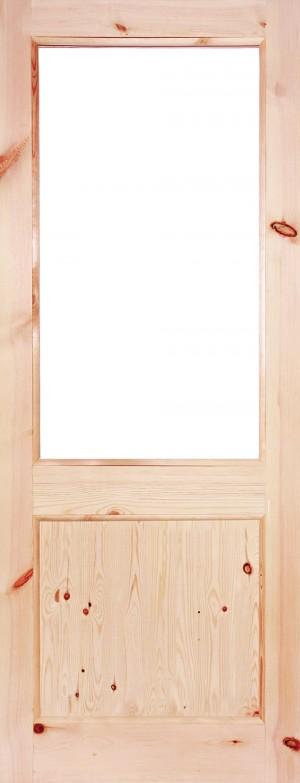 "LPD - External Door - Redwood 2XG 1P 1981 x 762 (30"")  R2XG30"