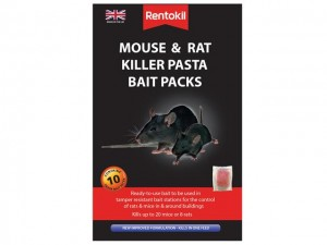 Mouse & Rat Killer Pasta Bait  RKLFMR52