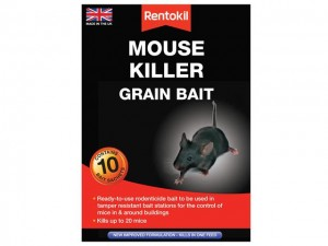 Mouse Killer Grain Bait  RKLPSM22