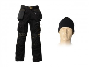 Trouser Pack, Belt, Beanie & Kneepads  RNKBOXSET32