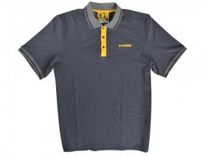 Grey Polo Shirt  RNKPOLOGYXXL