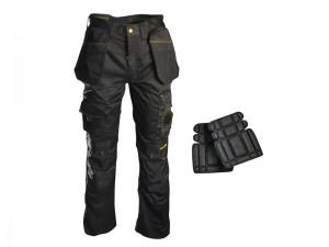 Holster Work Trouser & Knee Pads  RNKTROU32AV