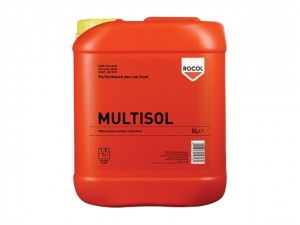 MULTISOL Water Mix Cutting Fluid  ROC35226