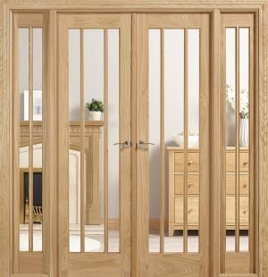 LPD - Internal Door - Room Dividers Lincoln W6 2031 x 1904 mm  W6OLIN