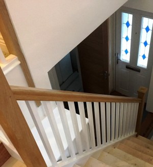 Pear Stairs - Rowland Staircase (703)
