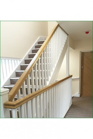 Pear Stairs - Royston Staircase (466)