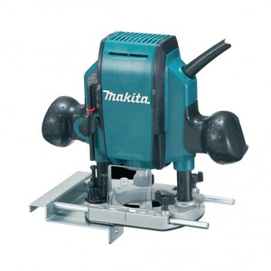 """Makita 240V RP0900X 1/4"""" Plunge Router Power Tool  MAKROUT"""