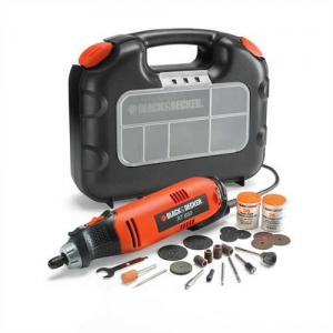 B/DECKER RT650KA WIZARD MULTITOOL KITBOX Power Tool