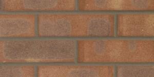FORTERRA Rufford Red Multi Brick - Butterley Range