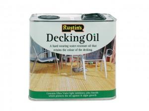 Decking Oil  GRPRUSDOIL2500