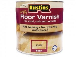 Quick Dry Floor Varnish  GRPRUSQDFVG1L