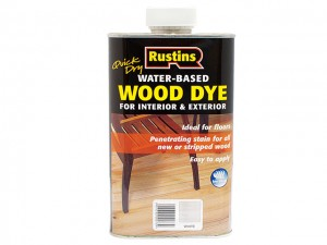 Quick Dry White Wood Dye