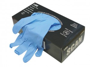 Nitrile Gloves  SCAGLONITLGE
