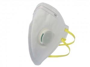 Fold Flat Valved Disposable Masks FFP1  SCAPPEP1FFV
