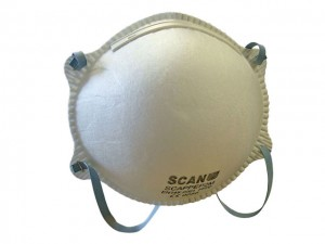 Moulded Disposable Mask  SCAPPEP2M