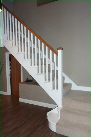 Pear Stairs - Scatterdells Lane Staircase (478)